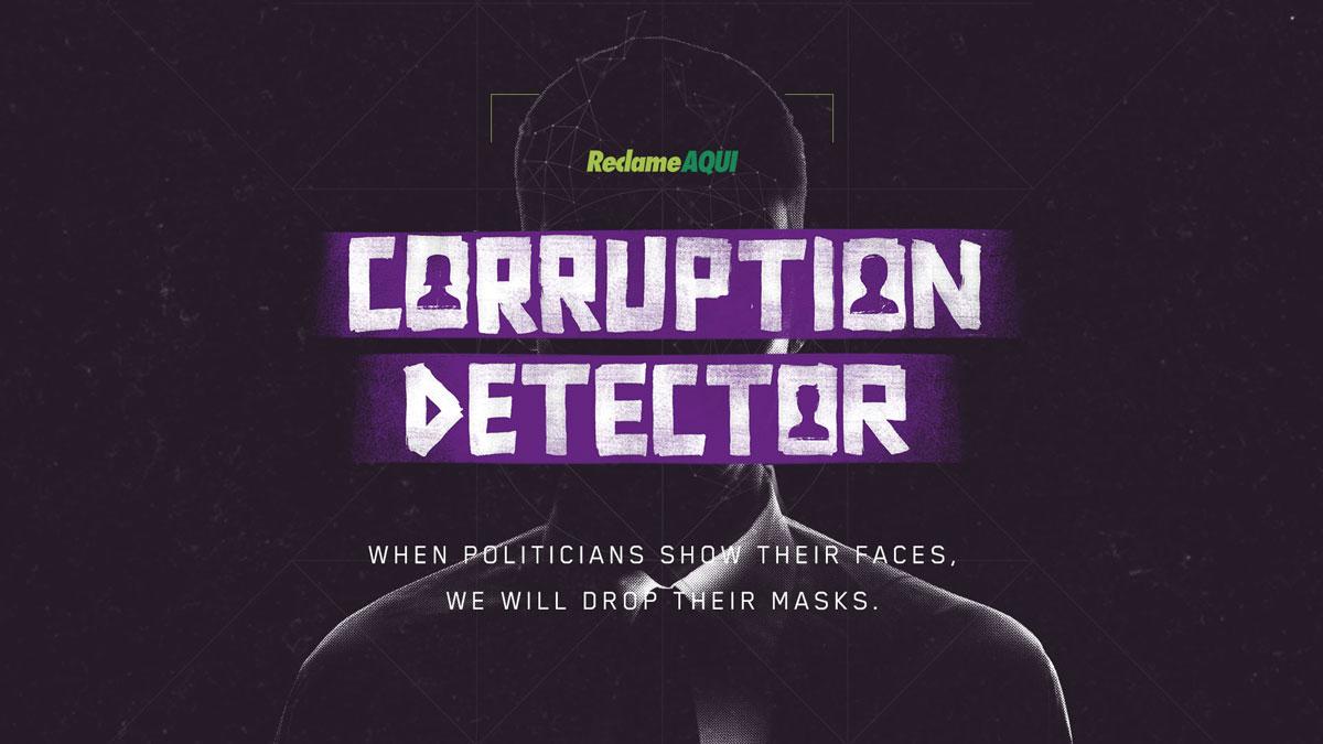 Image result for Corruption Detector
