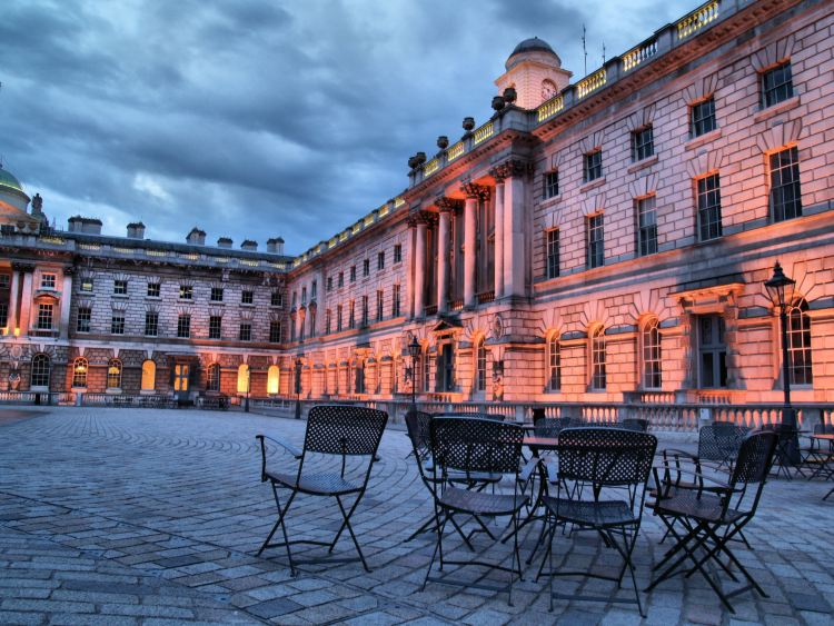 Somerset House, © Bob Broglia