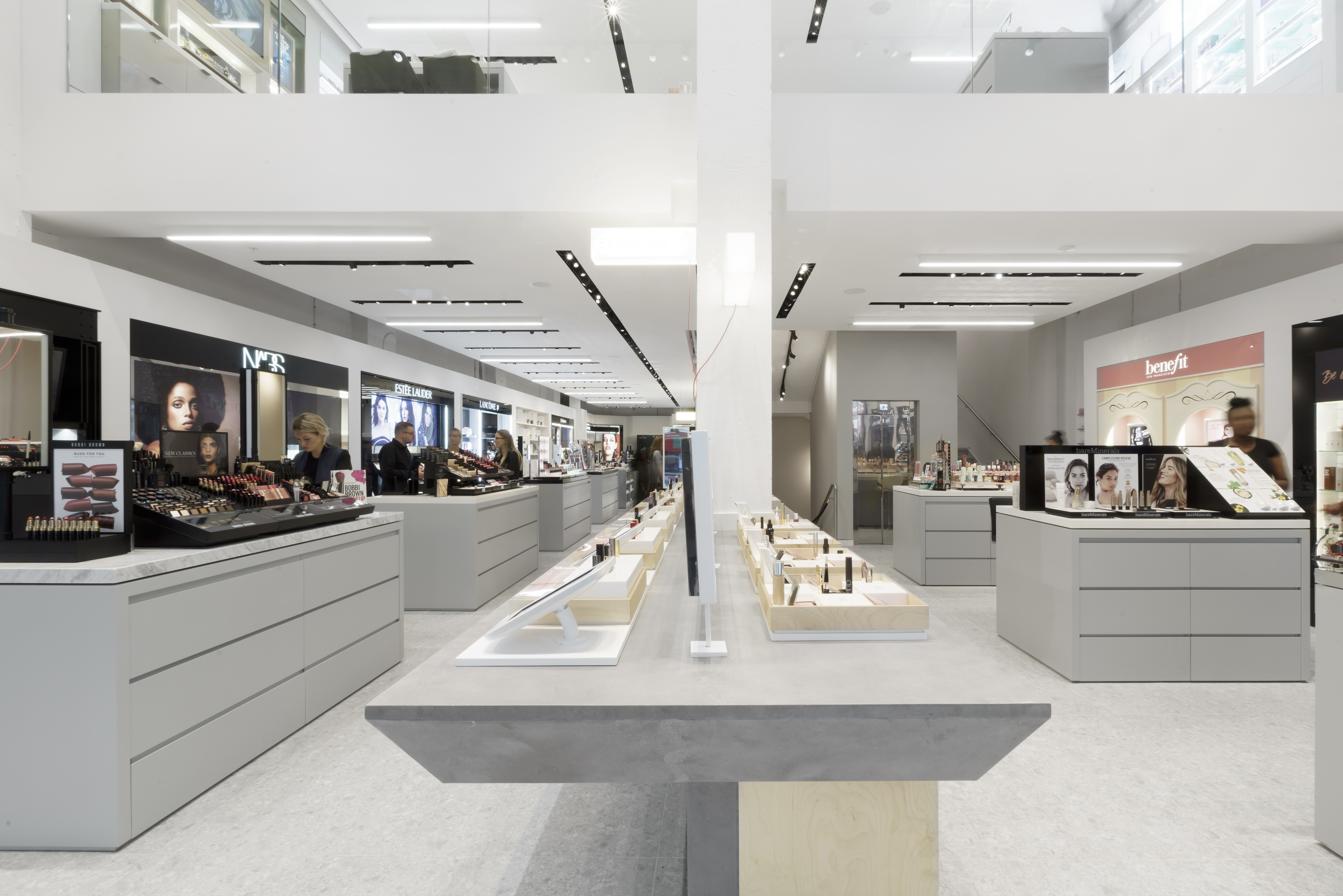 Marie Claire and Ocado launch new physical beauty store