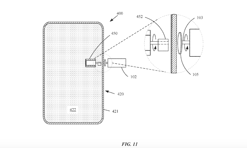 Apple could develop wireless, windup charging