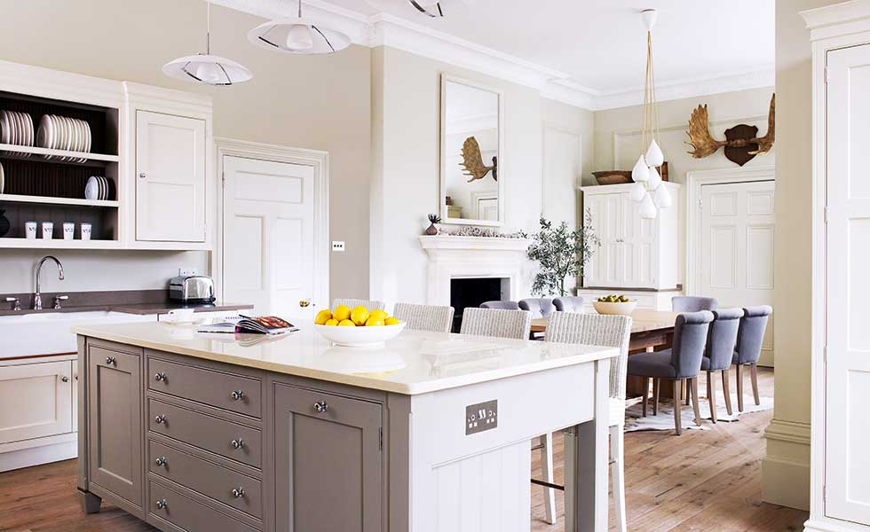 Top 10 Kitchen Diner Design Tips  Homebuilding & Renovating
