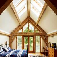 Vaulted Ceiling Framing Design | Integralbook.com