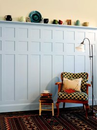 Wall panelling design ideas - Period Living