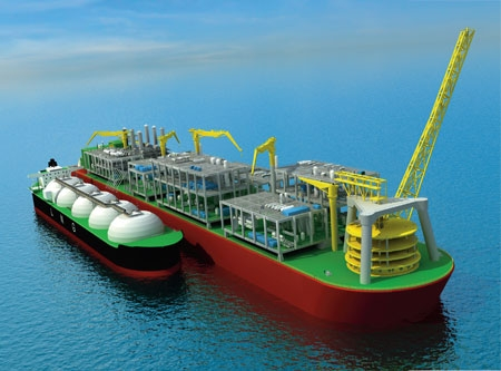 shell set to build