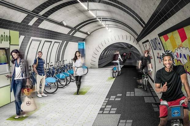 Going Underground Cities Of The Future  The Engineer The