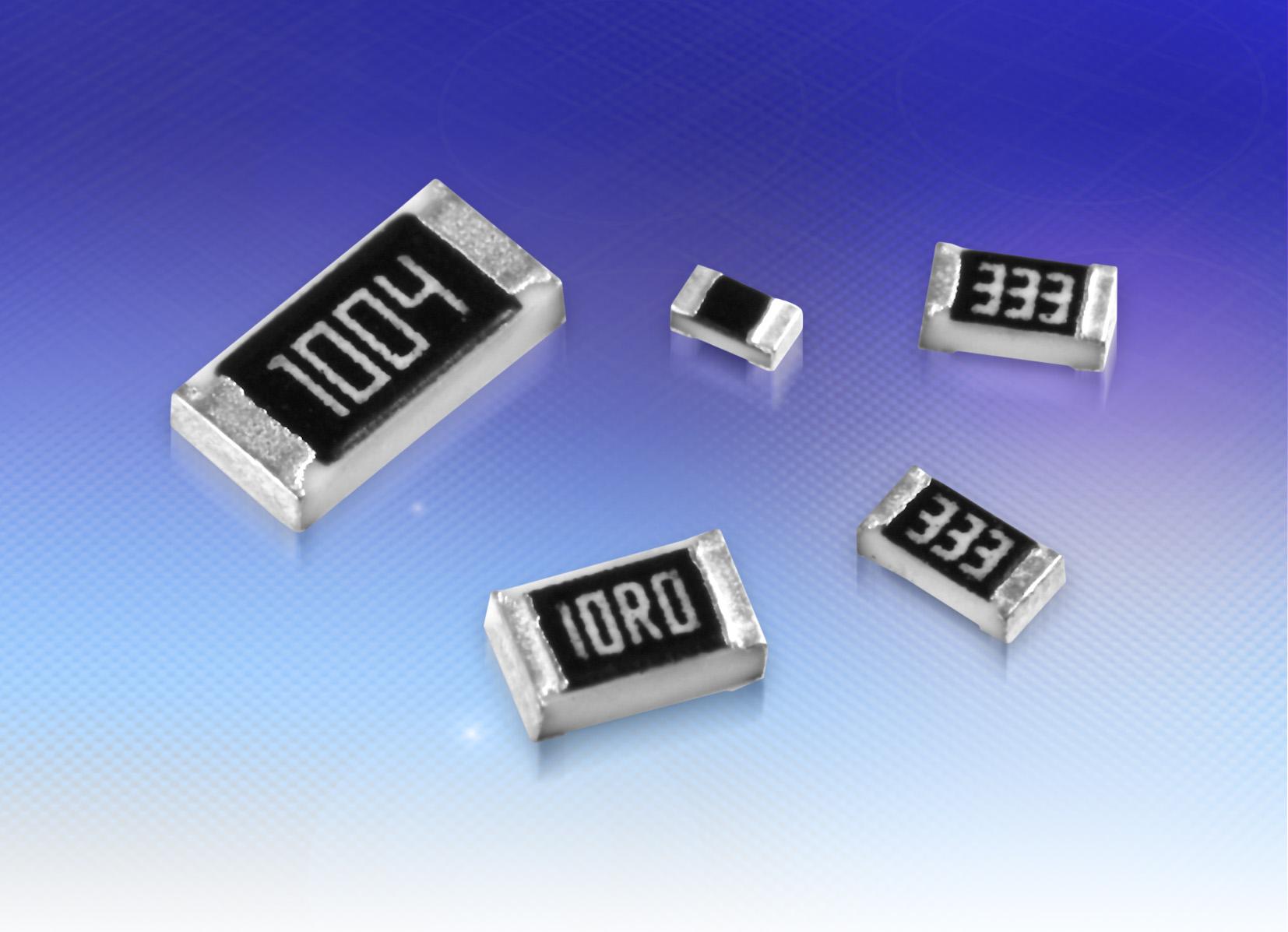 Thick filmthin film automotivegrade chip resistors  The Engineer The Engineer