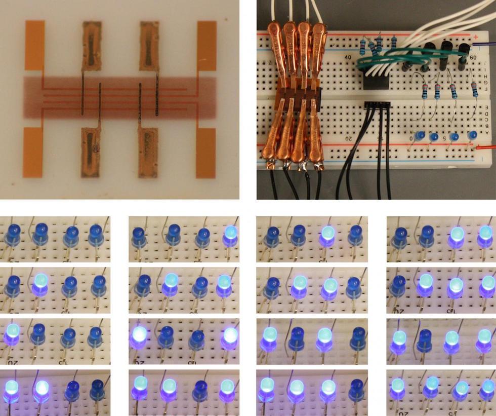 Param Kumar Circuits Electronics Sensors