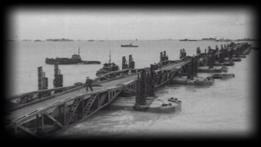 d day mulberry harbours
