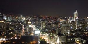 Seoul by night. Photo courtesy of Koshy Koshy, via Flickr.