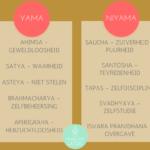 Yama's en Niyama's – Yoga als je van je mat af stapt