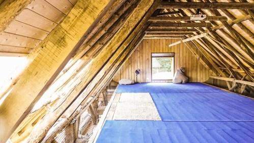 Yoga weekend - Yogaruimte Yogaboerderij