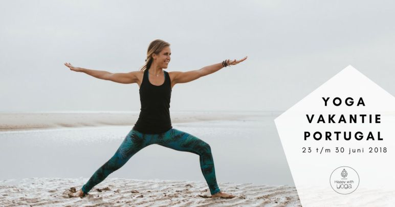 Yoga vakantie portugal 2018