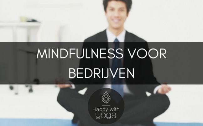 Mindfulness voor bedrijven