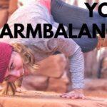 Yoga armbalances zijn een makkie, toch?