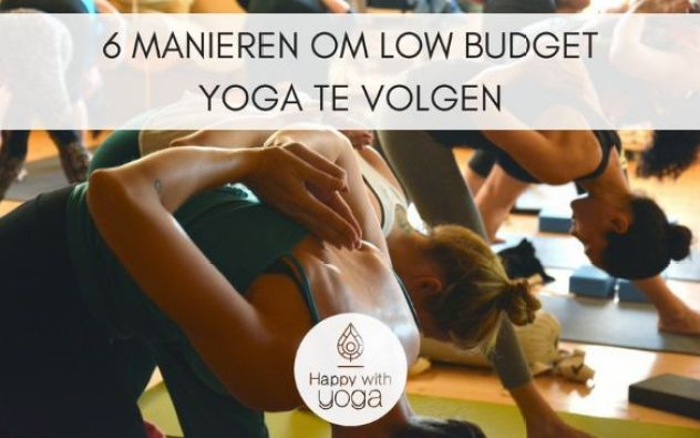 low budget yoga