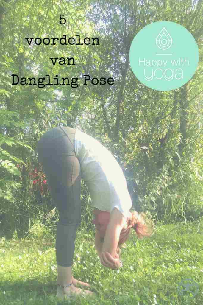 Dangling pose