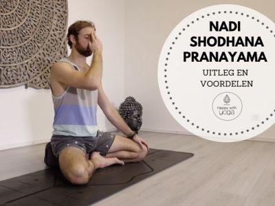 Nadi shodhana pranayama