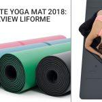 De beste Yoga Mat 2018: review Liforme