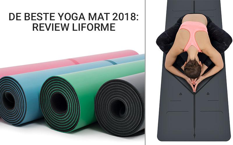beste yoga mat 2018 review liforme