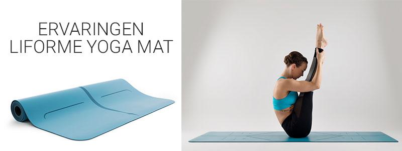 ervaringen liforme yoga mat