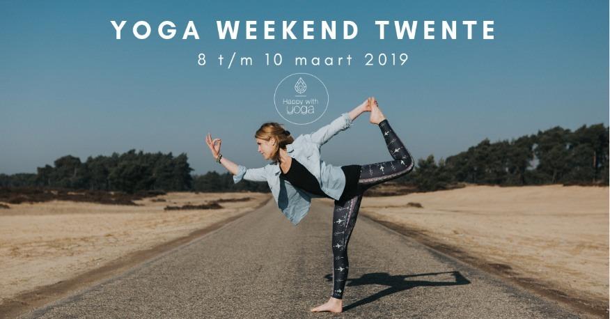 yoga weekend twente