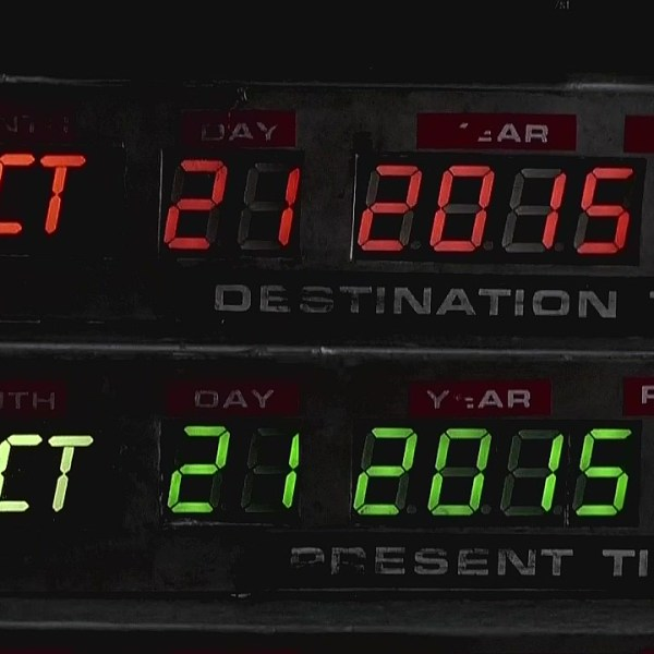 Slik spådde de fremtiden i «Back to the Future Part II»