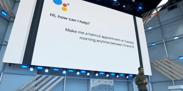 Google Duplex-demonstration fra I/O var mere iscenesat end Google gav udtryk for - Mobil.nu