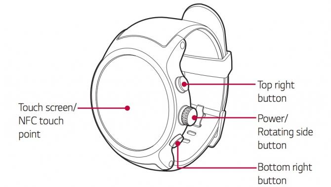 Manualer lækket: Læs alt om LG s to nye smartwatches