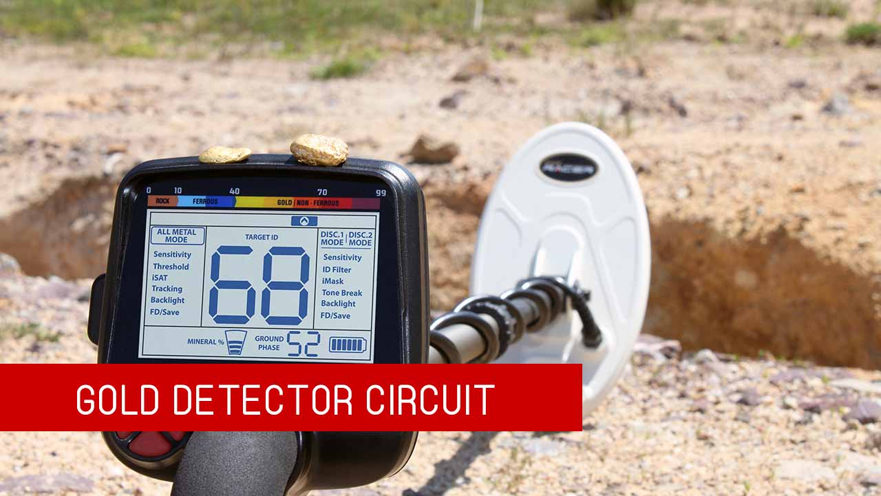 Circuit Metal Detector For Golddiamond Metal Detector Buy Gold