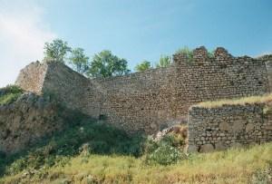 Κάστρο Λαμίας, Ακρόπολη Λαμίας