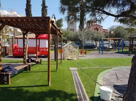 Παιδική Χαρά-Πλατεία Σουρμένων