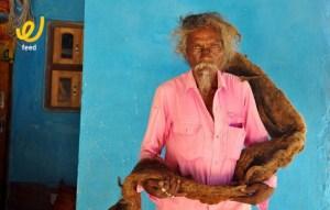 اطول شعر فى الهند