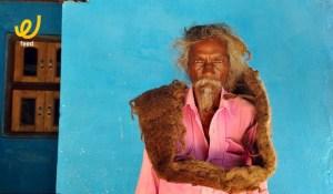 ترك شعره 40 عامًا طاعة لأوامر الله