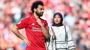 زوجة محمد صلاح حامل