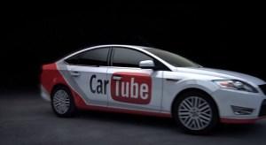 محتوى المحركات والسيارات على يوتيوب