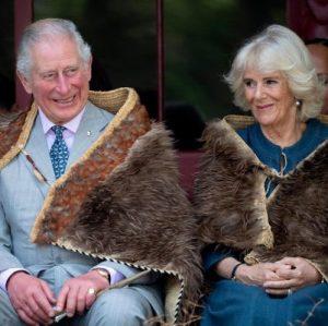 تشارلز أمير ويلز وزوجته