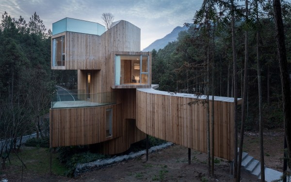 QIYUNSHAN TREE HOUSE