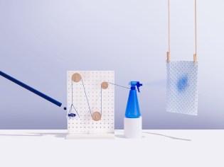 Rube Goldberg Blue