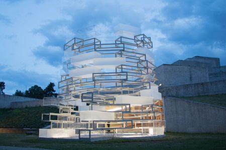 Tamayo DWM Project 2016_Museum of Immortality by Nikolaus Hirsch Michel Müller (c) Alberto Jurtega