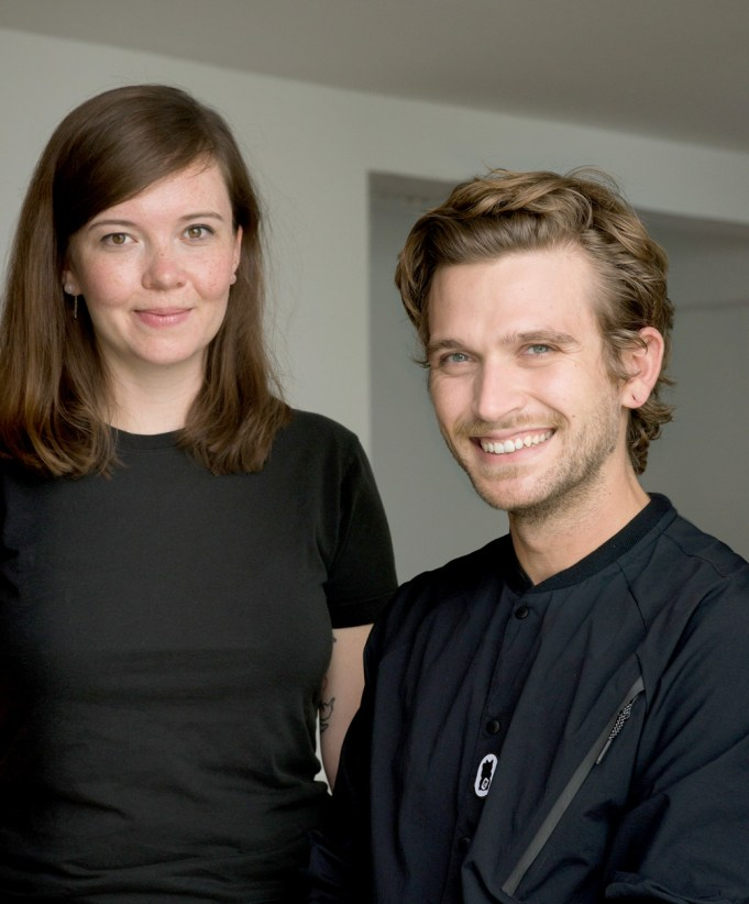 Hüperfocus, Lara Muhn and Fabian Wolf