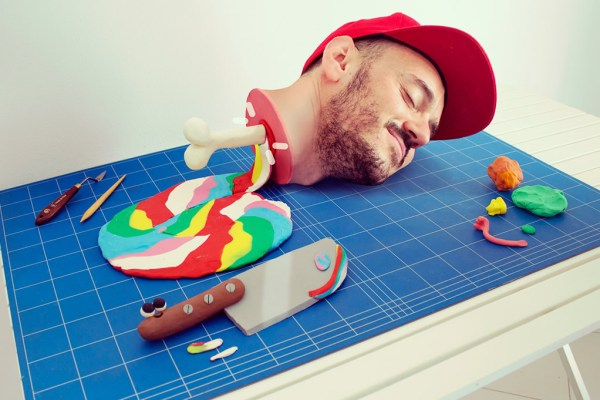 PLASTICINE ADDICTION_ Stefano Colferai