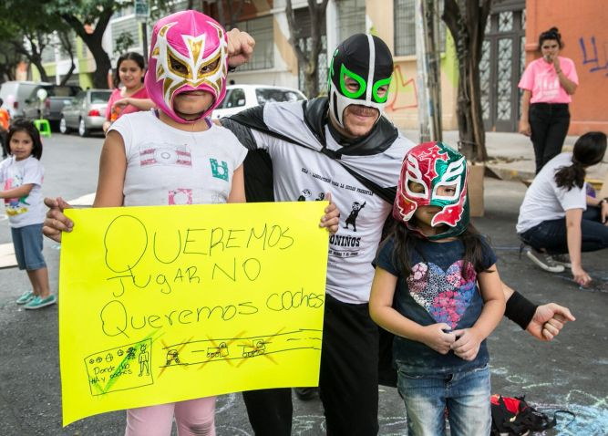 Mexico City Regeneration through Gamification