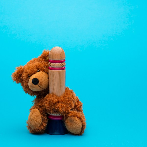 #INTERVIEW: SILVIA PICARI, Design Love Toys (NSFW)