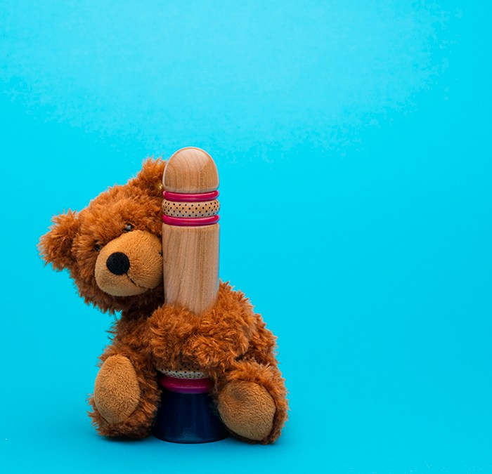 #INTERVIEW: SILVIA PICARI, Design Love Toys (NSFW)