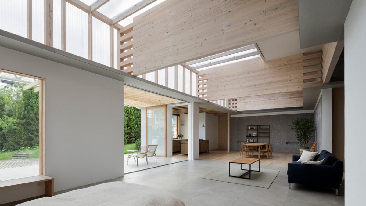 photo studio by hiroki tominaga, interior