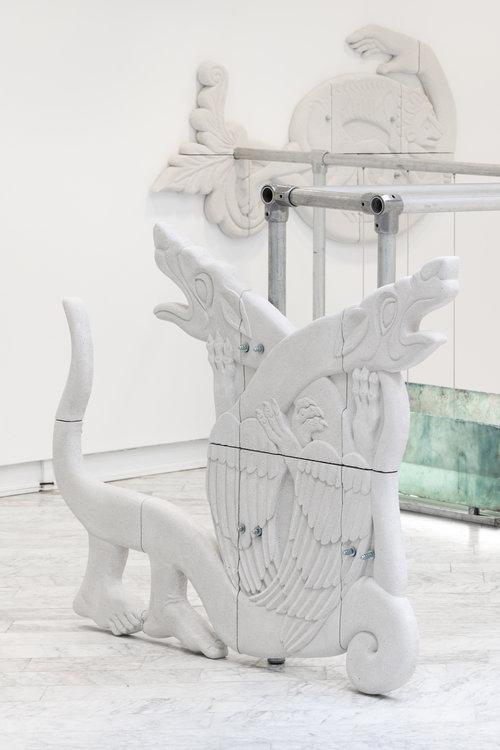 assembled sculpture