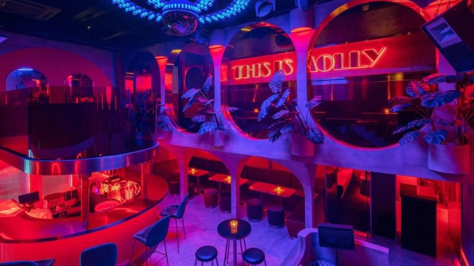 molly club interiors