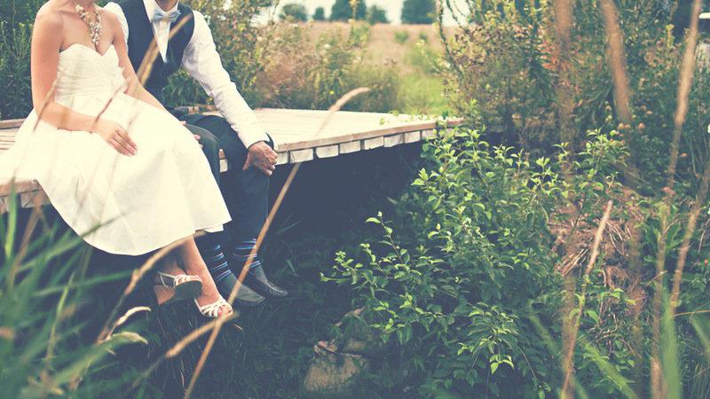 My Big Fat Green Wedding  Nachhaltig heiraten  iamgreen Magazin