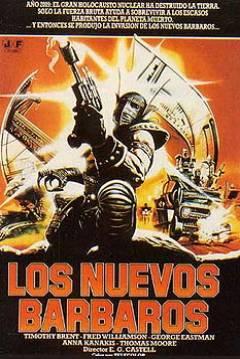 Pelcula Los Nuevos Brbaros 1983  I nuovi barbari  Metropolis 2000  2019 i nuovi barbari
