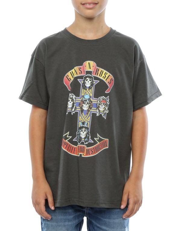 Guns Roses Boys Appetite Destruction T-shirt